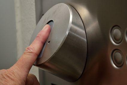 Wie sicher sind Fingerprint Türöffner?